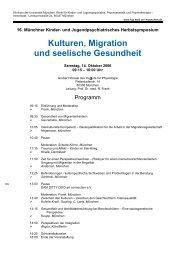 PDF-Dokument - Klinik und Poliklinik für Kinder - LMU