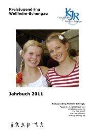Jahrbuch 2011 - KJR Weilheim-Schongau