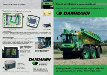 Dammann-Trac DT 2600 H A3 Plus