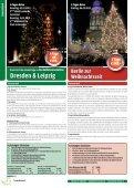 Advent-, W eihnachts-, Silvester & Karnevalsfahrten ... - k&k Busreisen - Page 4