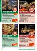 Advent-, W eihnachts-, Silvester & Karnevalsfahrten ... - k&k Busreisen - Page 6
