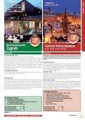 Advent-, W eihnachts-, Silvester & Karnevalsfahrten ... - k&k Busreisen - Page 7