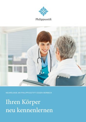 Klinikbroschüre Neurologie und klinische Neurophysiologie