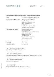 Styrelseprotokoll 2012-12-10 - KK-stiftelsen