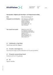 Styrelseprotokoll 2006-02-07.pdf - KK-stiftelsen