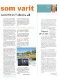 Bengt Johannisson forskar kring engagemang och ... - KK-stiftelsen - Page 7