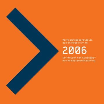 KK-Stiftelsen-Verksamhetsberattelse-och-arsredovisning-2006-2007