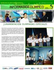 boletin-012 - Comite Olimpico Guatemalteco