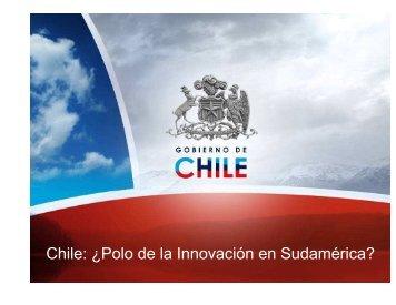 ICARE INNOVACION - Ministerio de Economía, Fomento y Turismo