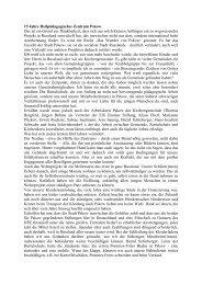 15 Jahre Heilpädagogisches Zentrum Pskow Das ist ein Grund zur ...