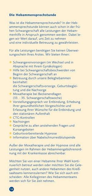 Gynäkologie und Geburtshilfe Gynäkologie und Geburtshilfe - KKRN