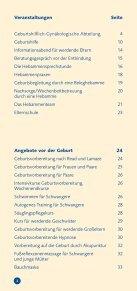 Gynäkologie und Geburtshilfe Gynäkologie und Geburtshilfe - KKRN - Seite 2