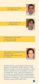 Gynäkologie und Geburtshilfe Gynäkologie und Geburtshilfe - KKRN - Seite 5