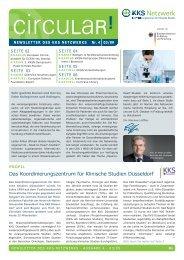 Newsletter Nr. 4, März 2009 PDF | (972,62 KB) - KKS-Netzwerk