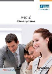 Klimasysteme - KKT-Cool