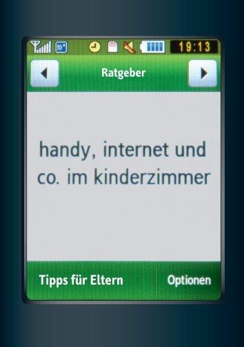 handy, internet und co. im kinderzimmer - Klagenfurt