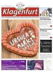 Klagenfurt 16 - Magistrat Klagenfurt