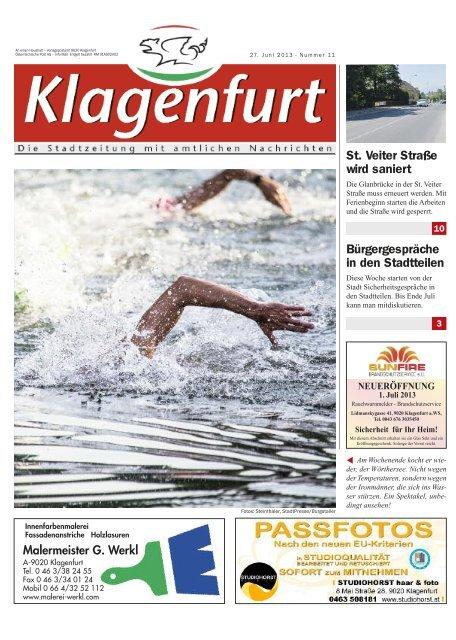 Klagenfurt 11 - Magistrat Klagenfurt