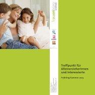 Treffpunkt für Alleinerzieherinnen und Interessierte - Klagenfurt