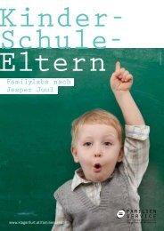 Kinder-Schule-Eltern - Familylabs nach Jasper Juul - Klagenfurt