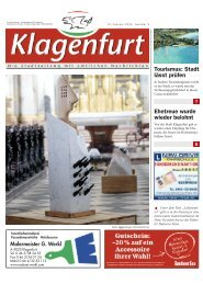Klagenfurt 3 - Magistrat Klagenfurt