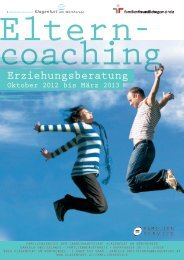 Eltern- coaching - Klagenfurt