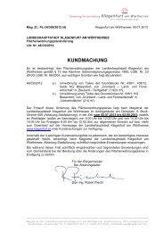 Lfd. Nr. 48/C6/2012 - Magistrat Klagenfurt