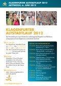 Klagenfurter Altstadtlauf - Magistrat Klagenfurt - Seite 2