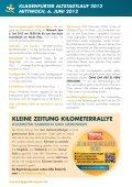 Klagenfurter Altstadtlauf - Magistrat Klagenfurt - Seite 4