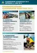 Klagenfurter Altstadtlauf - Magistrat Klagenfurt - Seite 6