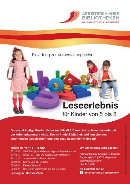 Leseerlebnis - Klagenfurt