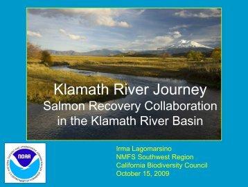 Irma Lagomarsino - California Biodiversity Council