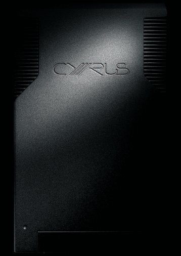 Cyrus - Audio Marketing Services