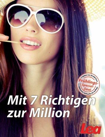 der Lea-Frühlings-Special -Deal mit Millionenauflage! - Klambt-Verlag