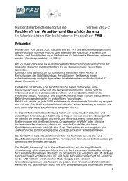 Download Musterstellenbeschreibung - Klammer Schilp Partner