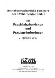 Praxisinhaber/innen und Praxisgründer/innen - Klapdor Dental