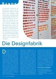 BASF - Die Designfabrik