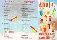 Cocktails - aanjal.de