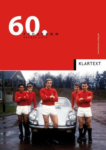60.P R O G R A M M - Klartext Verlag