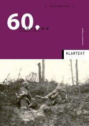 Vorschau Fachbuch Herbst 2013 - Klartext Verlag