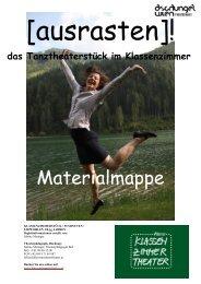Materialmappe zu diesem Stück - Wiener Klassenzimmertheater
