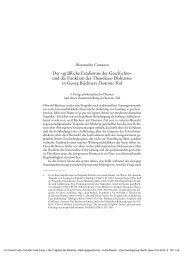 Der »gräßliche Fatalismus der Geschichte - Klassik Stiftung Weimar