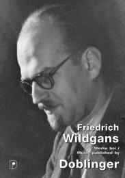 pdf - Datei, Wildgans Friedrich - Doblinger