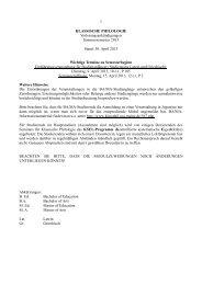 Vorlesungsverzeichnis SS 2013 - Seminar für Klassische Philologie