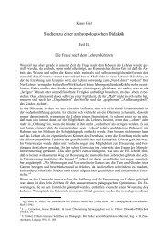 Studien zu einer anthropologischen Didaktik - Klaus Giel