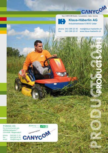 catalogue 2011 - Klaus-Häberlin AG