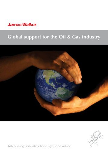Global support for the Oil & Gas industry
