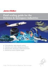 Defence & Aerospace Guide - James Walker