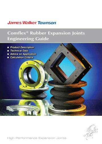 Comflex® Rubber Expansion Joints Engineering Guide