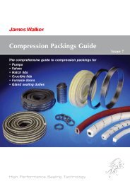 Compression Packings Guide